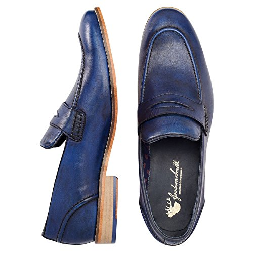 Goodwin Smith Brisbane Homme Moccasins Navy