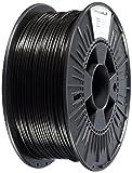 PrimaValue™ PLA Filament für 3D Drucker - 3mm - 1 kg Spule - Schwarz