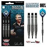Bulls NL Martin Schindler 90% Tungsten Steel Dartset (23g)