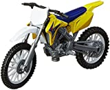 NewRay New Ray Suzuki Rm-Z450 1:18 Die-Cast Toy Bike Model, Multi Color