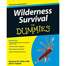 Wilderness Survival For Dummies (For Dummies Series)