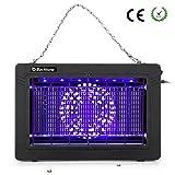 BACKTURE Lampe Anti Moustique, Économie d'énergie 7W UV LED Répulsif, Silencieux...