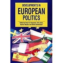 Developments in European Politics (2006-11-14)