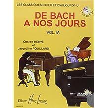 De Bach a  Nos Jours Vol.1a - Piano