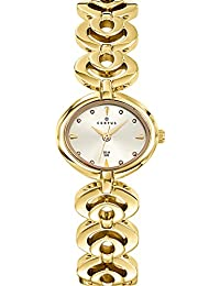 Certus 631694 - Reloj para mujeres color dorado
