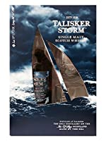Talisker Storm Scotch Whisky plus 2 Glasses Gift Pack from Talisker