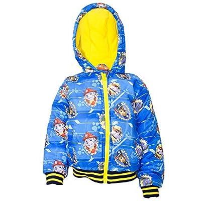 Nickelodeon Boy's Paw Patrol Coat : everything £5 (or less!)