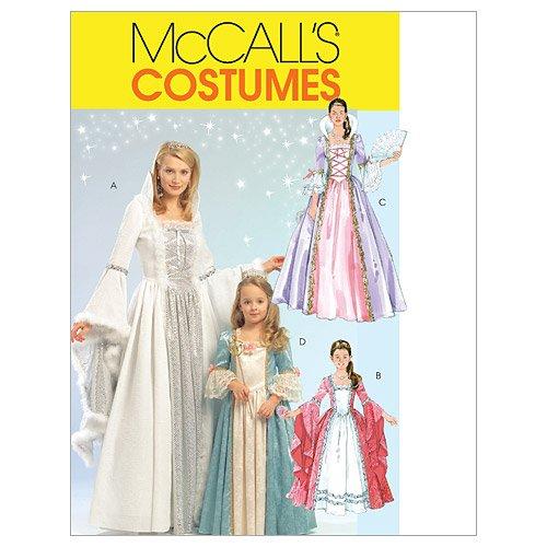 McCalls MC 5731 MISS(S8-XL22) Schnittmuster zum Nähen, Elegant, Extravagant, (Mccalls Muster Kostüm)