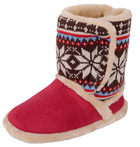 Footwear 37 RojoTalla Casa Para Absolute Estar De Por MujerColor Zapatillas sQCdxBhtr