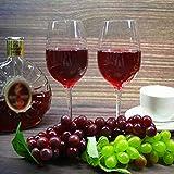 Weingläser plastik ThreeCat unzerbrechliche weingläser 100% Tritan Bruchsicher weinglas aus kunststoff Transparent wie echtes Gläser BPA-frei,12.5OZ (355ml),4er Set - 9