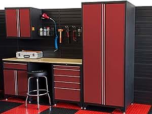 sogi werkstatteinrichtung bestehend aus schrank werkbank werkzeugschrank und werkzeugwagen f r. Black Bedroom Furniture Sets. Home Design Ideas