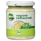 vegan leben Vegane Bio Remoulade ohne Ei, 225 ml