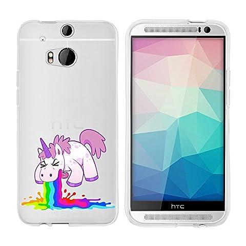 licaso® Hülle für HTC One M8 / M8s Dual 5