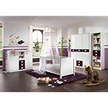 Kinderzimmer mädchen lila  Suchergebnis auf Amazon.de für: babyzimmer mädchen komplett