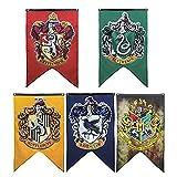 LawUza Hogwarts College House Banner Flaggen 125cm x 75cm Ravenclaw