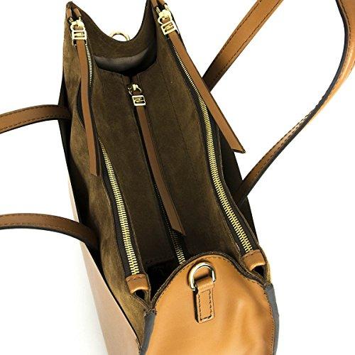 Borsa Hand Bag BS 6000 LSR CM Bordeaux - Wine Multicolore