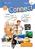 Anglais 5e Connect Palier 1 année 2 (1CD audio MP3)