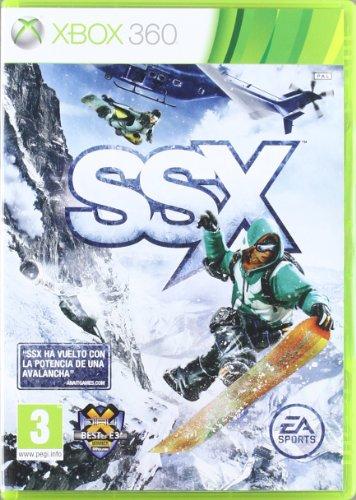 ] (Xbox 360 Spiel Ssx)