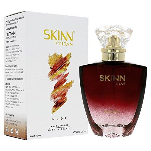 Titan Skinn Women's Eau de Parfum, Nude, 50 ml