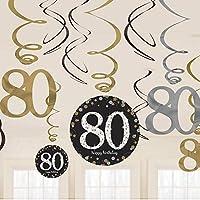 Suchergebnis Auf Amazon De Fur 80 Geburtstag Deko Girlanden