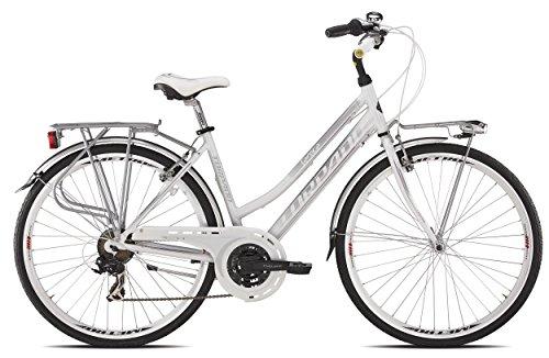 TORPADO BICICLETA CITY FENICE NEXT 28MUJER ALU 3X 7V TALLA 48BLANCO (CITY)/BICYCLE CITY FENICE NEXT 28LADY ALU 3X 7S SIZE 48WHITE (CITY)