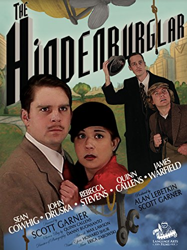 The Hindenburglar Cover