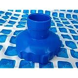Gre pools adaptateur pour prise balai sur skimmer for Adaptateur pour aspirateur piscine intex
