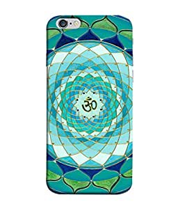 PrintVisa Designer Back Case Cover for Apple iPhone 6 Plus :: Apple iPhone 6+ (Abstract Illustration Colorful Decorative Graphic Attractive Vector )