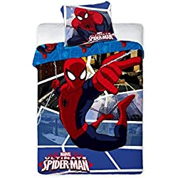 Funda nordica Spiderman Marvel Ultimate Twipp 160x200cm