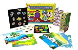 #8: Imagination with Shapes - Magnetic 3 Activities Activity kit for 4+
