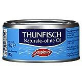 Saupiquet Thunfischstücke in Wasser, 140 g
