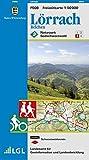 Lörrach: Naturpark Südschwarzwald 3 (Freizeitkarten 1:50000)