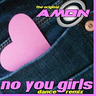 No You Girls (Extended Tech Mix)
