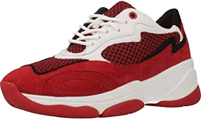 Geox Scarpe Sport per Donna D92BPB 02214 D KIRYA C7V7Y Red