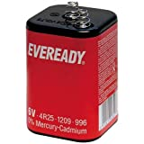 Janitorial Express EC060 Lantern Battery, 6V