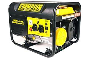 Champion 2800Watt Générateur à essence Générateur de courant de secours Générateur 220V UE