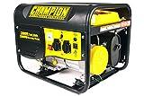 Champion 2800 Watt Benzin Generator Notstrom Aggregat Stromerzeuger 220V EU Rahmengerät robust