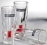 Ramazzotti, 2/4cl - Geeicht, 3er Pack