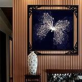 Cubo di Rubik Punto Croce Diamante Pittura Camera da Letto Soggiorno Ristorante Pensile Diamante A Diamante Pieno Ricamato A Forma di Diamante, 70 * 70 Cm
