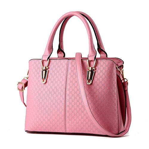 Bopopo, Borsa a mano donna, Pink (rosa) - ZFUKBG002-PINK Pink