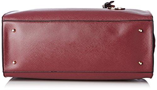 Christian Lacroix Plaza 2, Sac porté épaule Rouge (Bordeaux/Grenat 7B08)