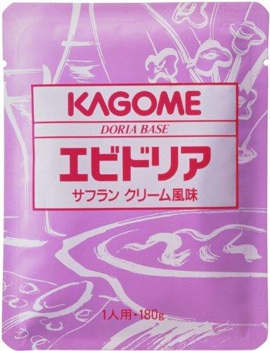di base Kagome Doria Ebidoria (crema sapore di zafferano) pezzi 180gX5