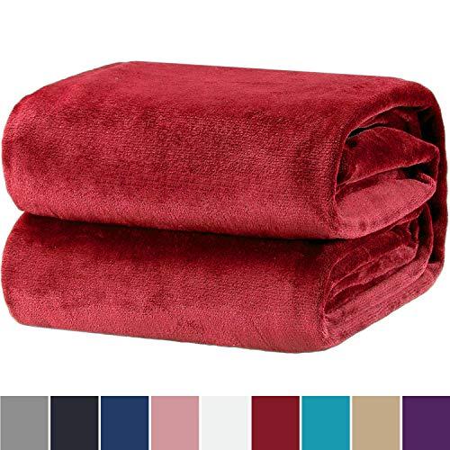 Bedsure Manta para sofá y Cama