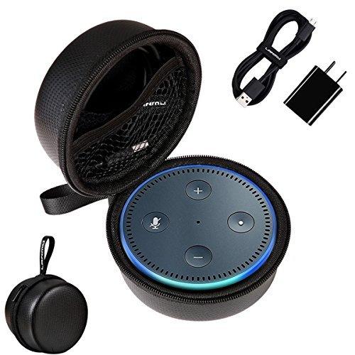 LANMU Case for Echo Dot