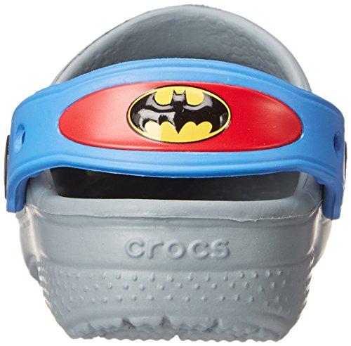 crocs CC Batman Clog, Jungen Clogs, Grau (Concrete 0Z3), 29-31 EU (C12-13 Jungen UK) -