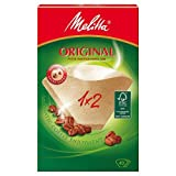 Melitta Sacs filtrants pour aspirateurs naturel Marron 1 x 2/40
