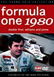F1 Review 1980 Double First - Williams & Jones [Reino Unido] [DVD]