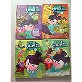 SANDRA detective de Cuentos Vol1-2-3-4