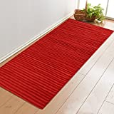 #8: Saral Home Soft Cotton Multi-Purpose Chenille Rugs 70x180 cm