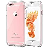 JETech Coque pour iPhone 6s et iPhone 6, Shock-Absorption et Anti-Rayures, HD Clair